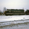 NYC1966010026 - New York Central, Collinwood, OH, 1-1966