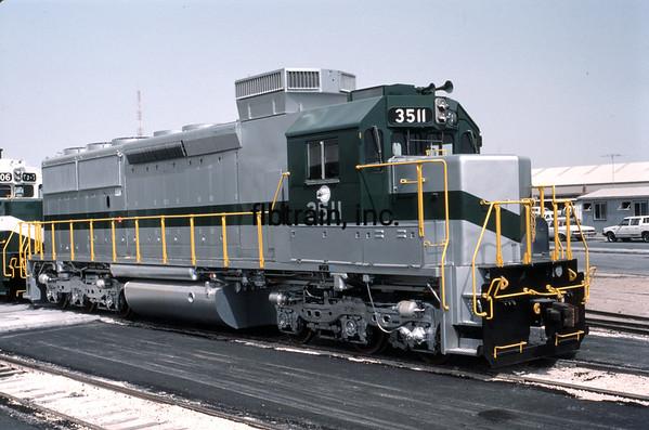 SRO1985020013 - Saudi Railways Organization, Dammam, Saudi Arabia, 2-1985
