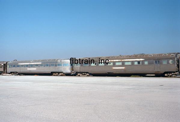 SRO1985090034 - Saudi Railways Organization, Dammam, Saudi Arabia, 9-1985