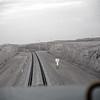 SRO1985040012 - Saudi Railways Organization, Desert, Saudi Arabia, 4-1985