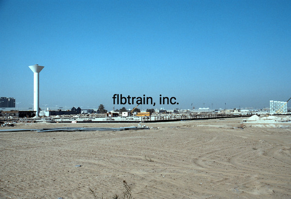 SRO1985010012 - Saudi Railways Organization, Dammam, Saudi Arabia, 1-1985
