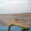 SRO1985040008 - Saudi Railways Organization, Desert, Saudi Arabia, 4-1985