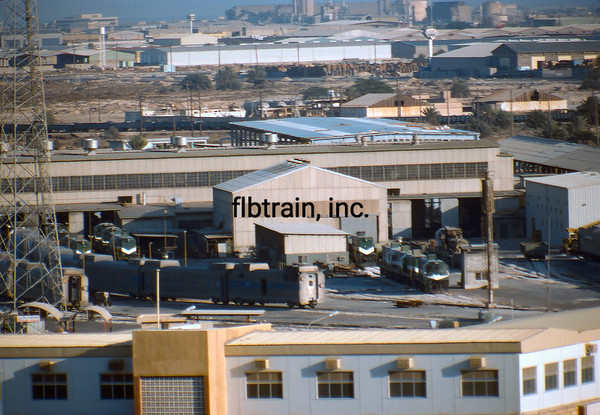 SRO1983100003 - Saudi Railways Organaization, Dammam, Saudi Arabia, 10-1983