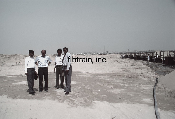 SRO1984040006 - Saudi Railways Organization, Dammam, Saudi Arabia, 4-1984