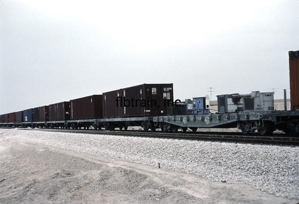 SRO1984010011 - Saudi Railways Organization, Dammam, Saudi Arabia, 1-1984