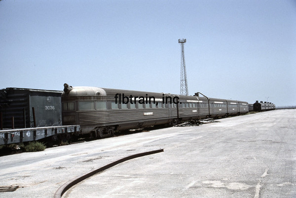 SRO1984060003 - Saudi Railways Organization, Dammam, Saudi Arabia, 6-1984