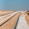 SRO1983110001 - Saudi Railways Organization, Desert, Saudi Arabia, 11-1983