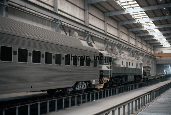 SRO1985100017 - Saudi Railways Organization, Dammam, Saudi Arabia, 10-1985