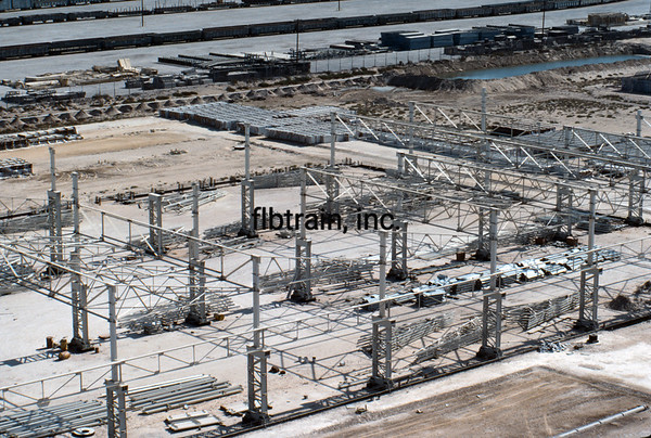 SRO1985090013 - Saudi Railways Organization, Dammam, Saudi Arabia, 9-1985