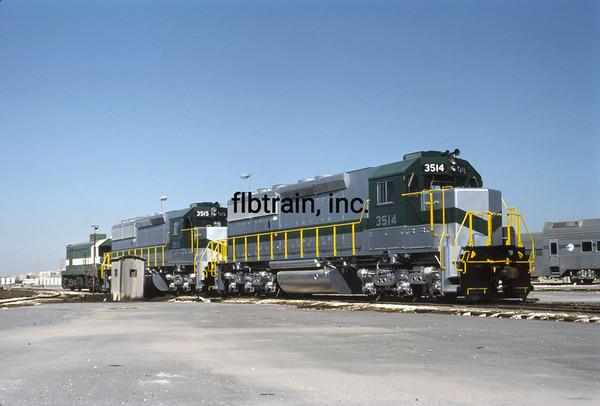 SRO1985020010 - Saudi Railways Organization, Dammam, Saudi Arabia, 2-1985