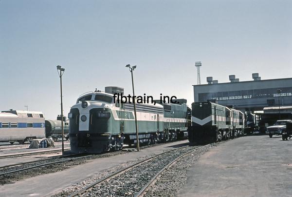 SRO1985020015 - Saudi Railways Organization, Dammam, Saudi Arabia, 2-1985