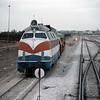 SRO1985040016 - Saudi Railways Organization, Hofuf, Saudi Arabia, 4-1985