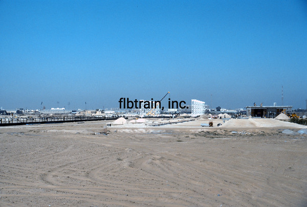 SRO1985010011 - Saudi Railways Organization, Dammam, Saudi Arabia, 1-1985