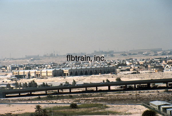 SRO1985100050 - Saudi Railways Organization, Dammam, Saudi Arabia, 10-1985