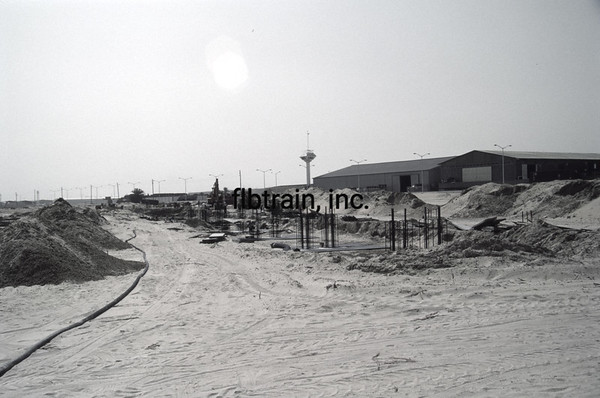 SRO1984040004 - Saudi Railways Organization, Dammam, Saudi Arbia, 4-1984