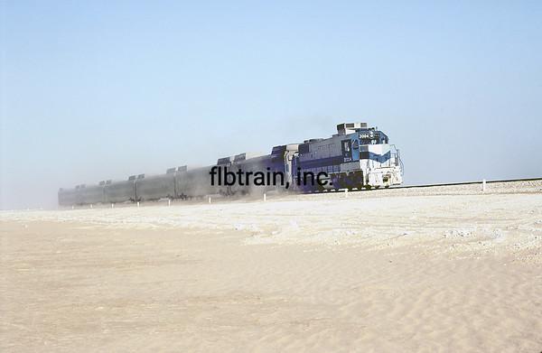 SRO1983110004 - Saudi Railways Organization, Desert, Saudi Arabia, 11/1983