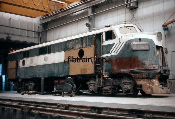 SRO1985100013 - Saudi Railways Organization, Dammam, Saudi Arabia, 10-1985