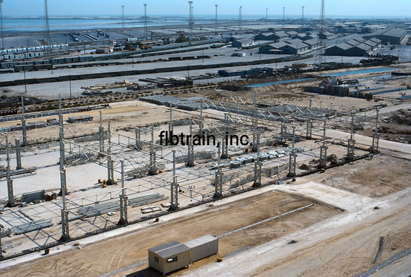 SRO1985100051 - Saudi Railways Organization, Dammam, Saudi Arabia, 10-1985