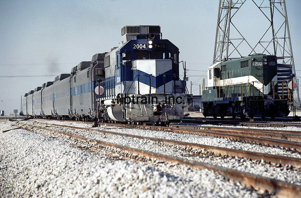 SRO1983110012 - Saudi Railways Organization, Abqaiq, Saudi Arabia, 11/1983
