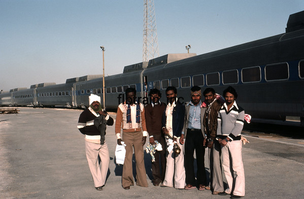 SRO1984020011 - Saudi Railways Organization, Dammam, Saudi Arabia, 2-1984