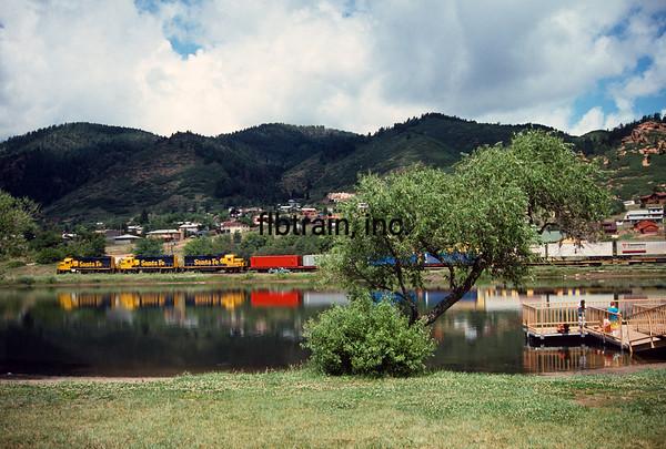 SF1988070020 - Santa Fe, Palmer Lake, CO, 7/1988