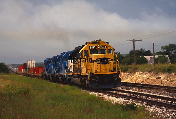 SF1990080037 - Santa Fe, Lometa, TX, 8/1990