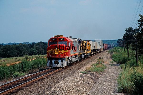 SF1992080094 - Santa Fe, Somerville, TX, 8/1992