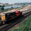 SF1977083314 - Santa Fe, Argentine Yard, KS, 8/1977