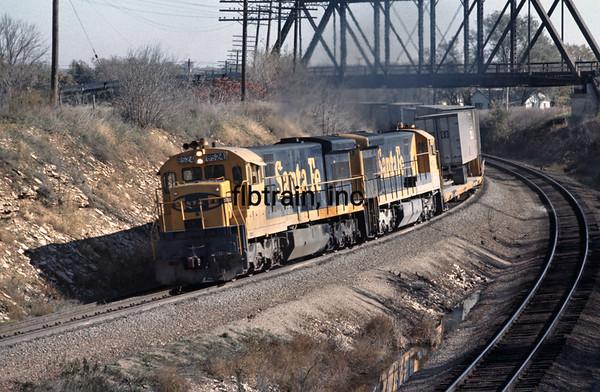 SF1974090006 - Santa Fe, Melvern, KS, 9/1974