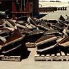 SF1976069523 - Santa Fe, Barstow Yard, CA, 6/1976