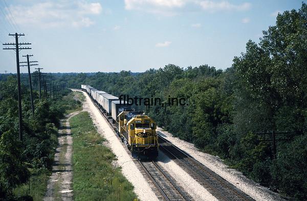 SF1989090005 - Santa Fe, Lockport, IL, 9/1989