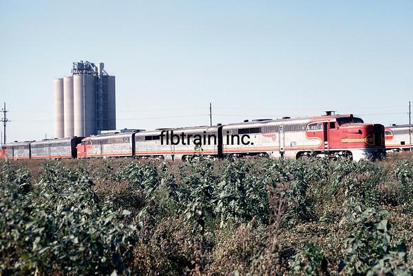 SF1969086600 - Santa Fe, Chicago, IL, 8/1969