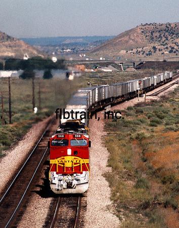 SF1992070031 - Santa Fe, Gallup, NM, 7/1992