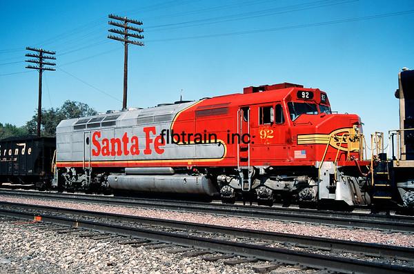 SF1991100213 - Santa Fe, Victorville, CA, 10/1991