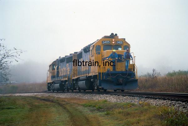 SF1990110009 - Santa Fe, Caldwell, TX, 11-1990