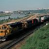 SF1977089518 - Santa Fe, Argentine Yard, KS, 8/1977