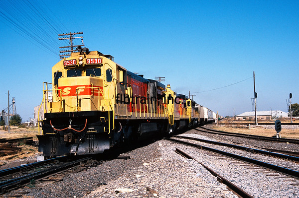 SF1989110004 - Santa Fe, Saginaw, TX, 11/1989
