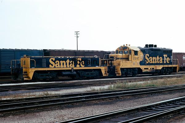 SF1973093301 - Santa Fe, Corwith Yard, IL, 9/1973