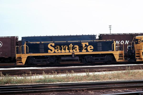 SF1973093303 - Santa Fe, Corwith Yard, IL, 9/1973