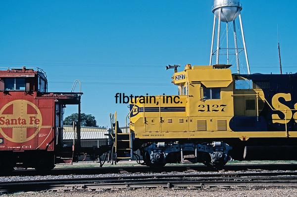 SF1985120017 - Santa Fe, Sealy, TX, 12/1985