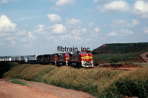SF1995070062 - Santa Fe, Quinlan, OK, 7/1995