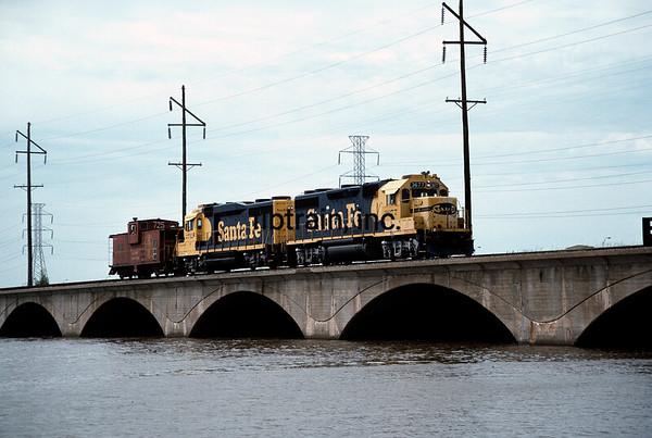 SF1989070015 - Santa Fe, Galveston, TX, 7/1989