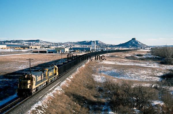 SF1991010007 - Santa Fe, Castle Rock, CO, 1/1991