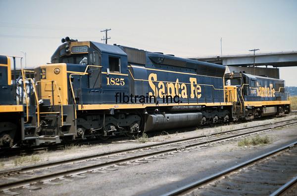 SF1968080010 - Santa Fe, Argentine Shops, KS, 8/1968