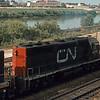 SF1977089519 - Santa Fe, Argentine Yard, KS, 8/1977