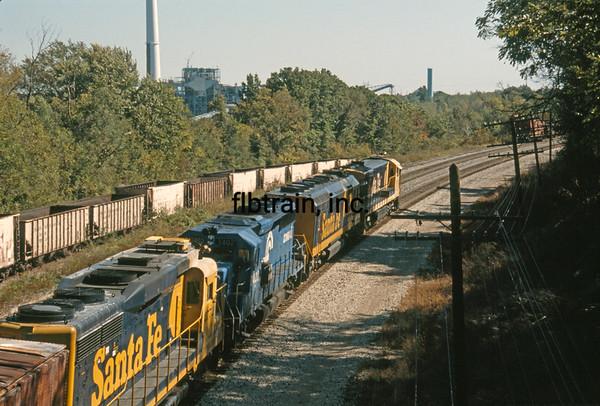 SF1991100022 - Santa Fe, Sibley, MO, 10-1991
