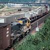 SF1977088302 - Santa Fe, Argentine Yard, KS, 8/1977