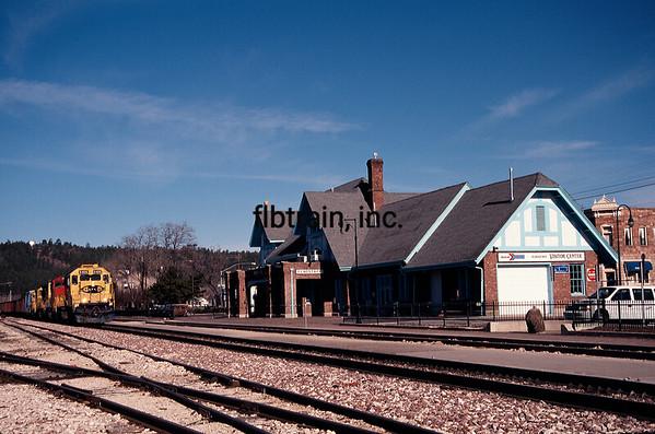 SF1995030033 - Santa Fe, Flagstaff, AZ, 3/1995