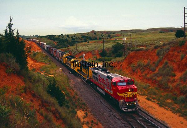 SF1995070140 - Santa Fe, Quinlan, OK, 7/1995