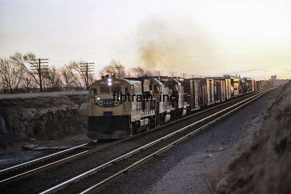 SF1974030008 - Santa Fe, Clovis, NM, 3/1974